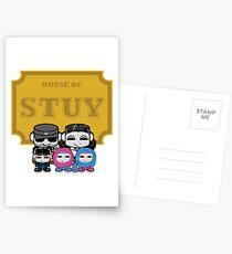 O'BABYBOT: House of Stuy Family Postcards