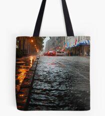 River Street, Savannah 2 Tote Bag