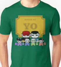 O'BABYBOT: House of Yo Family Unisex T-Shirt