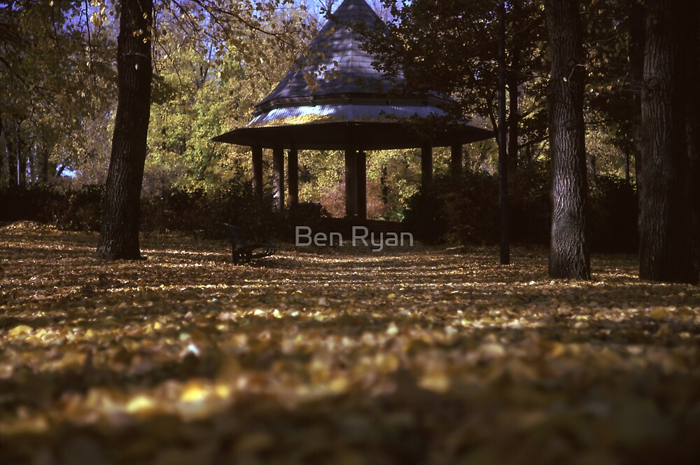 The Rotunda by Ben Ryan
