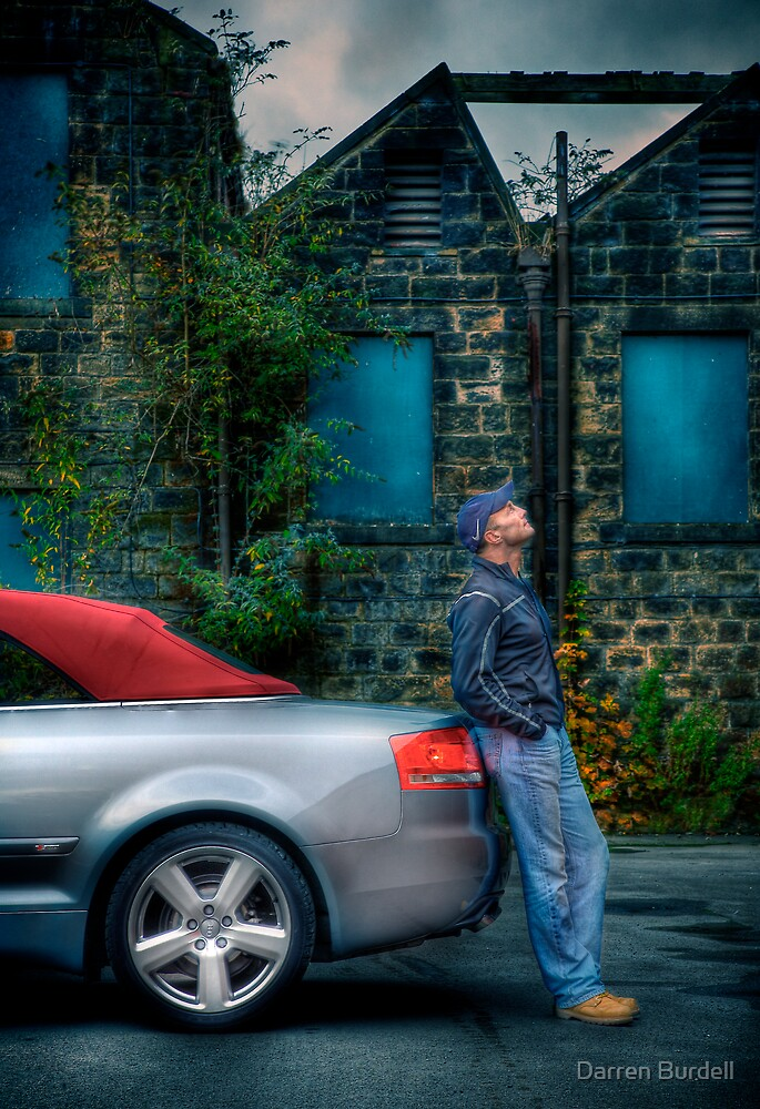 The Wait by Darren Burdell