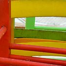 """Greek Colors"" Calendar 2015 - April by Andreas Theologitis"