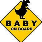 Baby On Board  by Eli Avellanoza
