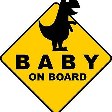 Baby On Board  by busyokoy