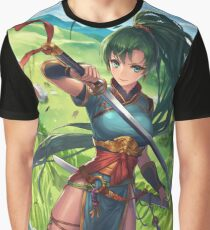 Lyn - Fire Emblem: The Binding Blade  Graphic T-Shirt