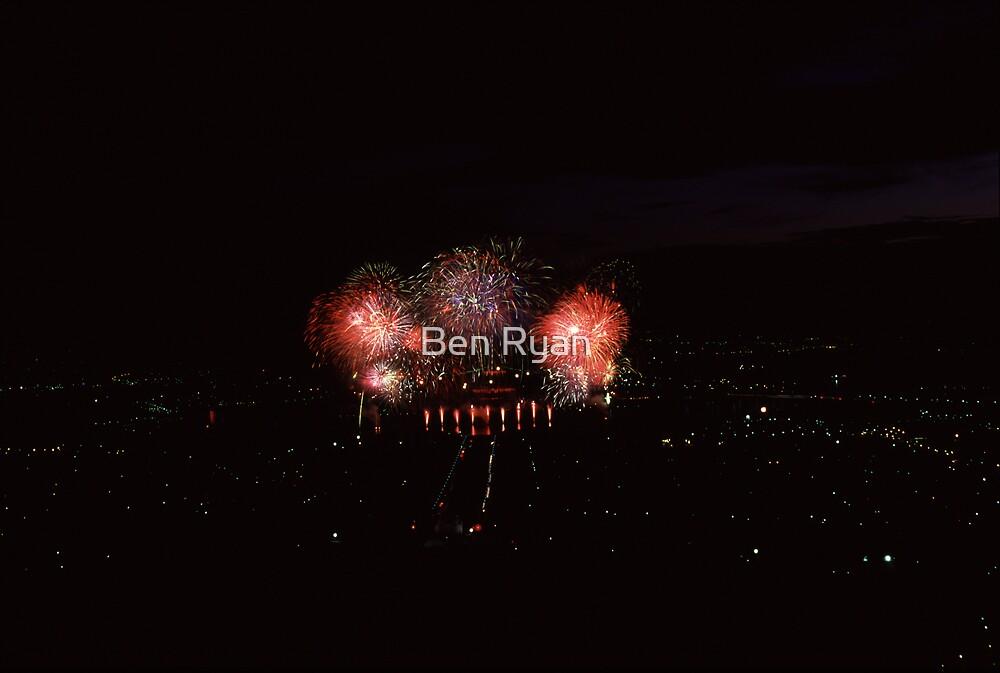 Fireworks by Ben Ryan