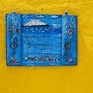 """Greek Colors"" Calendar 2015 - June by Andreas Theologitis"