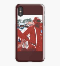 """Unique and rare 1980 Race Trucks France  21 (c) (h) """" fawn paint Picasso ! Olao-Olavia by Okaio Créations iPhone Case/Skin"""
