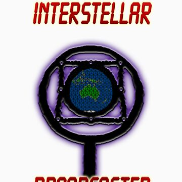 Interstellar Broadcaster T2  by Dataman