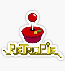 retropie Sticker