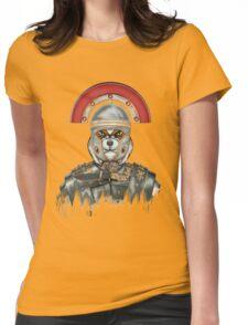Soldado romano  Womens Fitted T-Shirt
