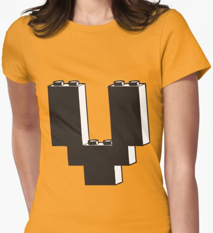 THE LETTER V  T-Shirt