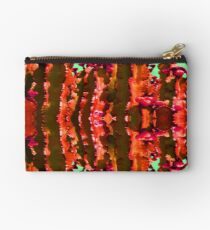 Surreal Cactus Art Studio Pouch
