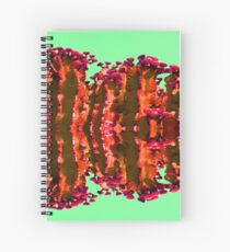 Surreal Cactus Art Spiral Notebook