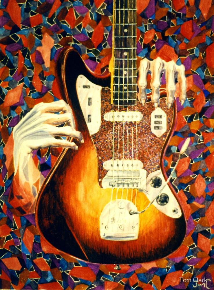 Musical Fingers. by Tom Clark