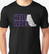 Val - Hello Ladies T-Shirt