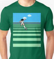 CAPTAIN TSUBASA MANGA - NES GAME  Unisex T-Shirt