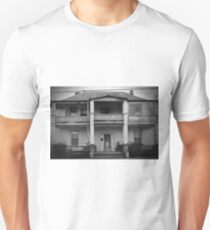 Old Two Story Home Unisex T-Shirt