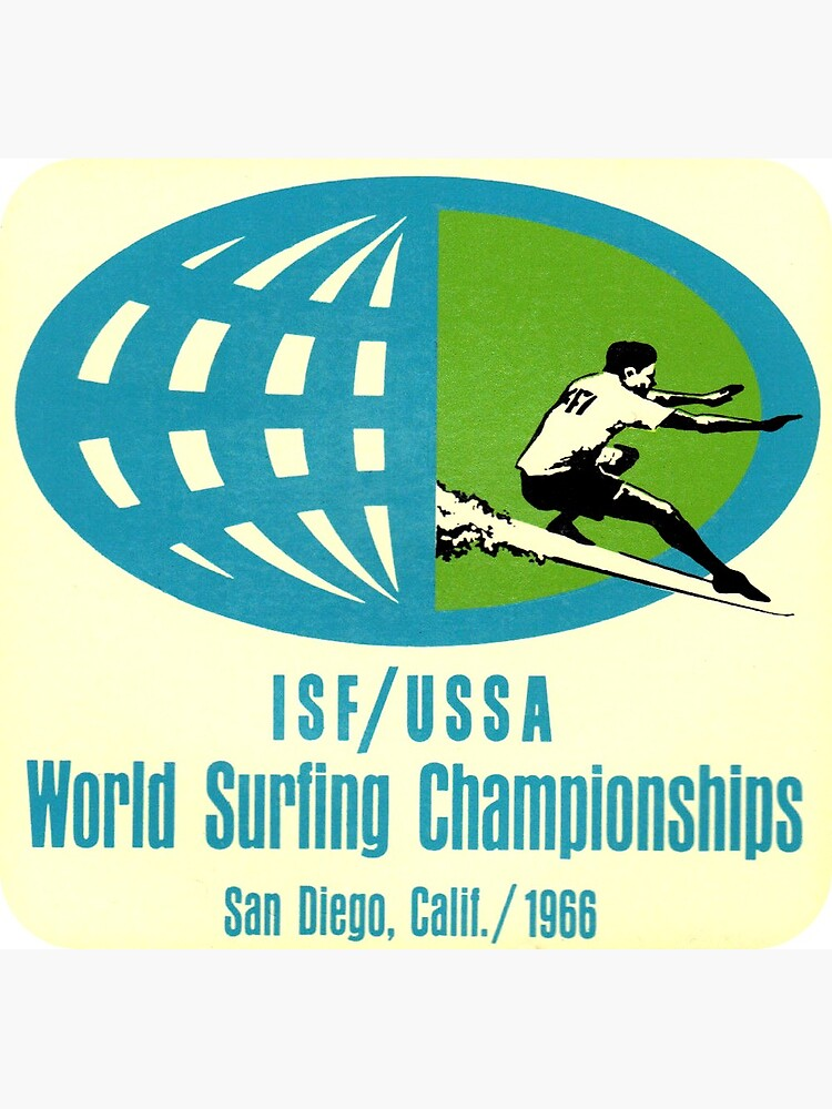 1966 World Surfing Championships by hilda74