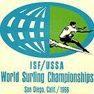 1966 World Surfing Championships by hilda74