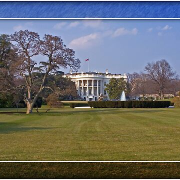 The White House by shadow2
