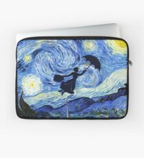 Mary Poppins Sternennacht Laptoptasche