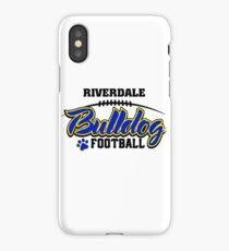 Riverdale Bulldogs iPhone Case