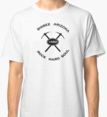 Bisbee: Rock Hard Soul Classic T-Shirt