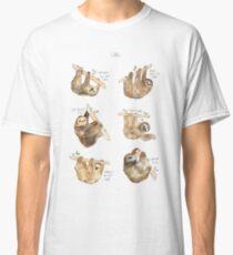 Sloths Classic T-Shirt