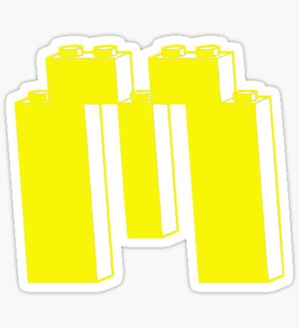 THE LETTER M  Sticker