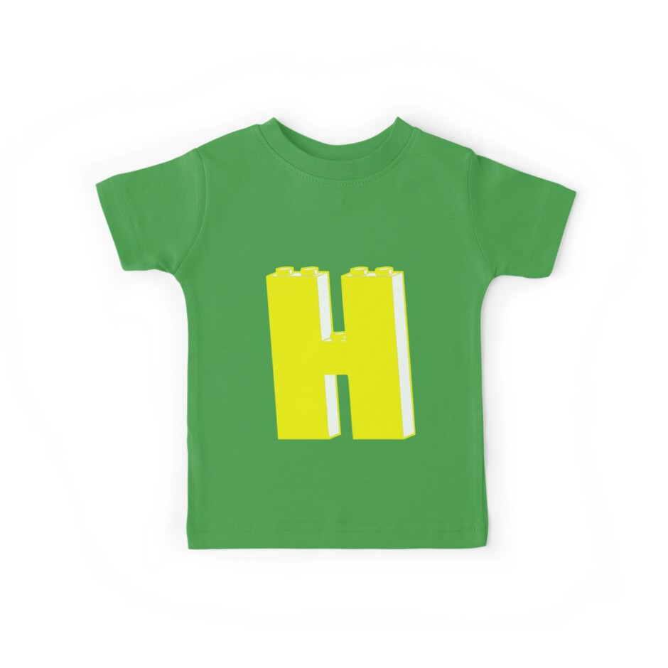 THE LETTER H by ChilleeW