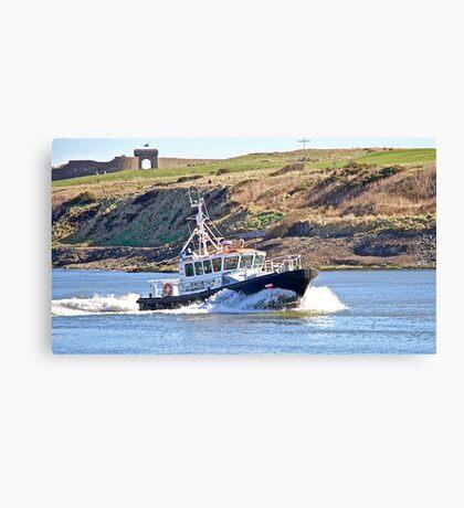 Sea Shepherd Canvas Print