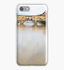 ponte Vecchio, Florence, Italy iPhone Case/Skin