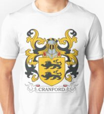 Cranford Coat of Arms T-Shirt