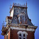 Victorian Tower II by rebeccaeilering