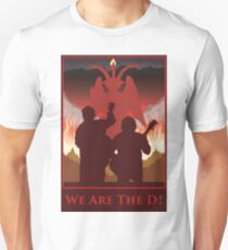 We Are The D! T-Shirt