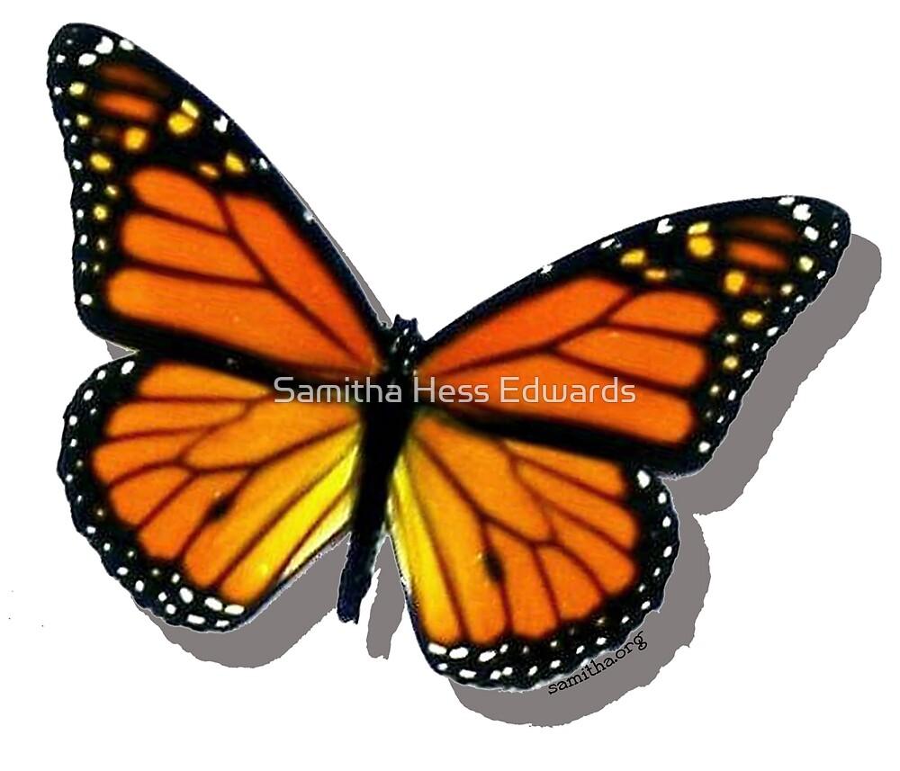 Monarch by Samitha Hess Edwards
