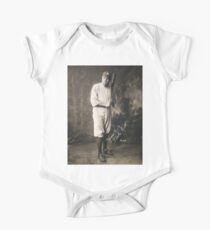 Babe Ruth: Tri-blend T-Shirts  One Piece - Short Sleeve
