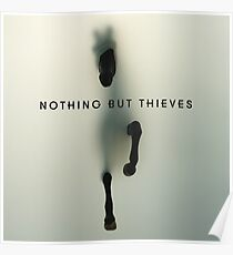 nothing but thieves logo cover  Poster