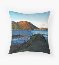 Airds Bay 1 Throw Pillow