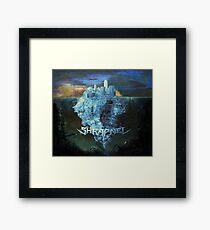 Shrapnel - Raised On Decay  Framed Print