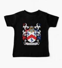 Crawley Coat of Arms Baby Tee