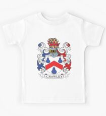 Crawley Coat of Arms Kids Clothes