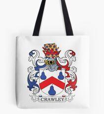 Crawley Coat of Arms Tote Bag