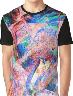 Abstract Paint II Graphic T-Shirt
