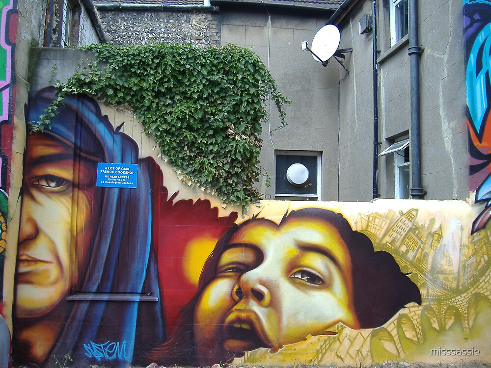 urban fantasy by misssassie