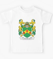 Crawley Coat of Arms Kids Tee