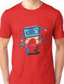 Vintage Highlighter Style (VHS) Unisex T-Shirt