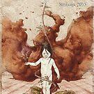 Dustbaby by Sandro Castelli, Shimmer #27 cover by bethwodzinski
