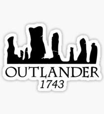 Outlander Sticker